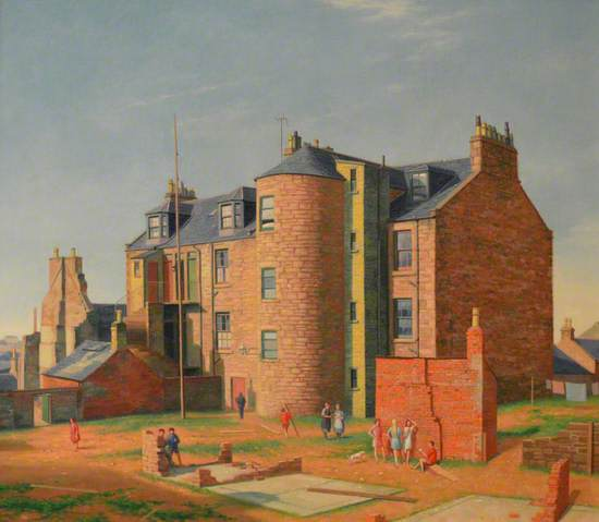 Tenement on the Hilltown, Dundee