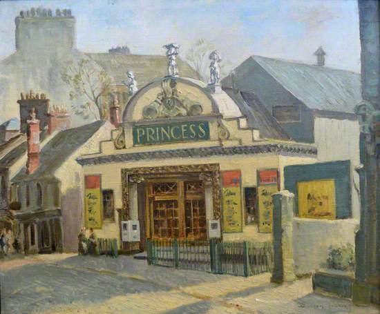 Princess Cinema, Hawkhill, Dundee