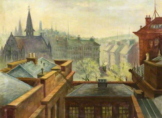 Dundee Roofs