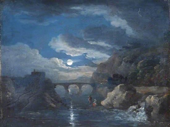 Landscape, Moonlight