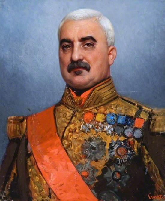 Le Maréchal Pélissier (1794–1864), Duc de Malakoff