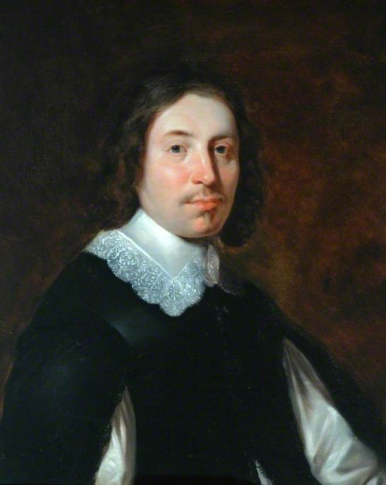 Portrait of a Man in Early to Mid-Seventeenth-Century Costume