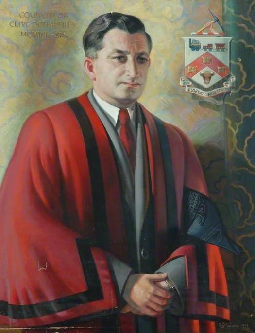 Councillor Clive Dougherty (1907–1988)