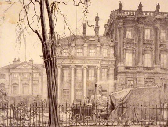 St Andrew Square – The Banks