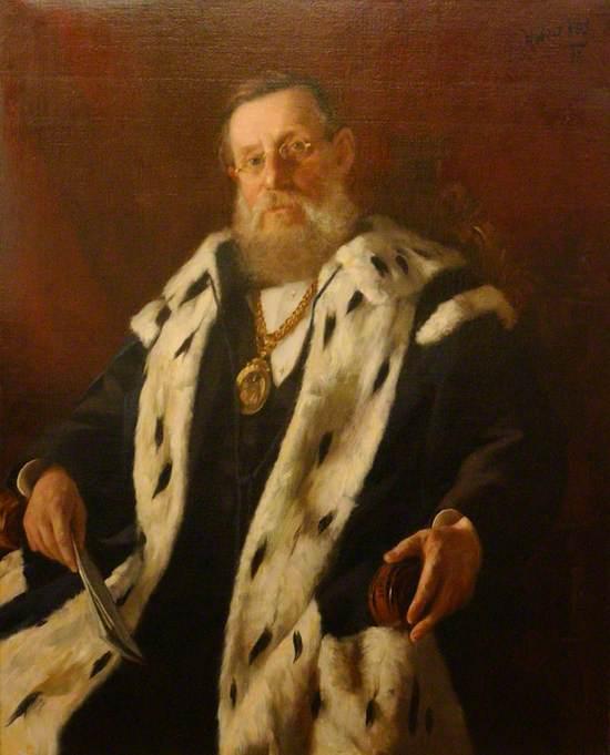 Alexander Brand (1836–1931), Provost of Portobello
