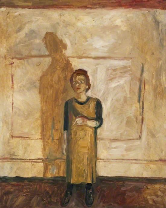 Figure on Stage