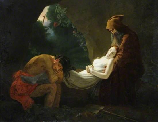 The Entombment of Atala