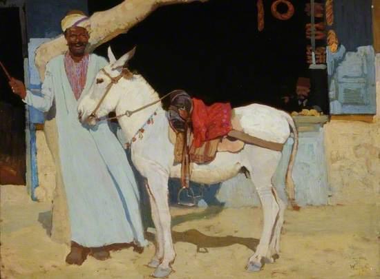 Nice Donkey, Sir?