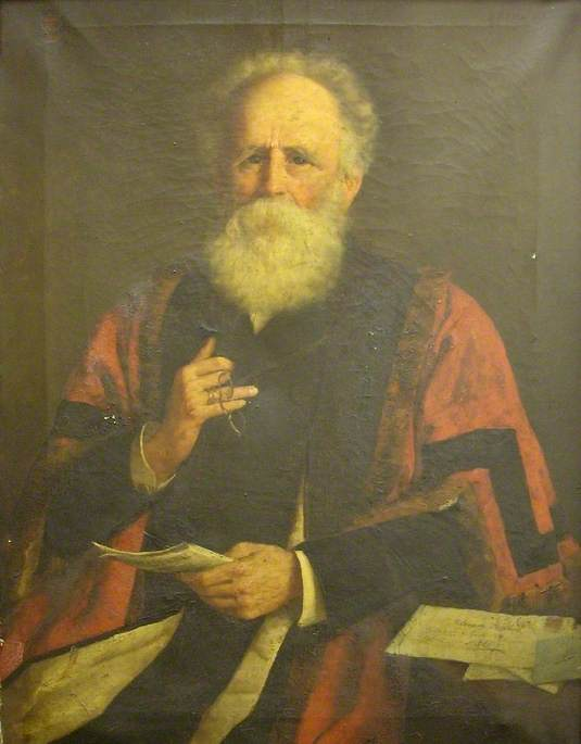 Alderman Samuel Woodhouse