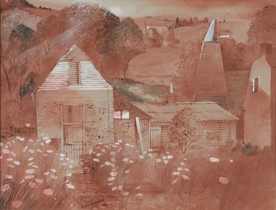 The Oasthouse, Kent