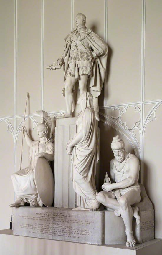 Monument to Charles (1738–1805), 1st Marquess Cornwallis