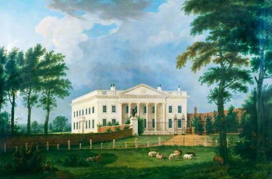 Luxborough House, Essex