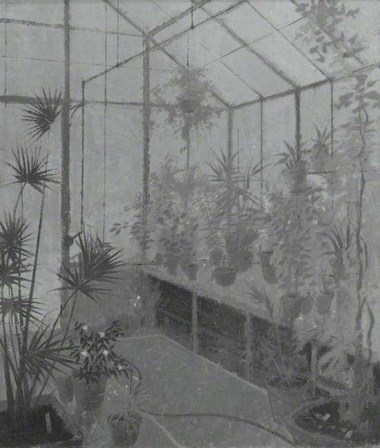 In the Conservatory