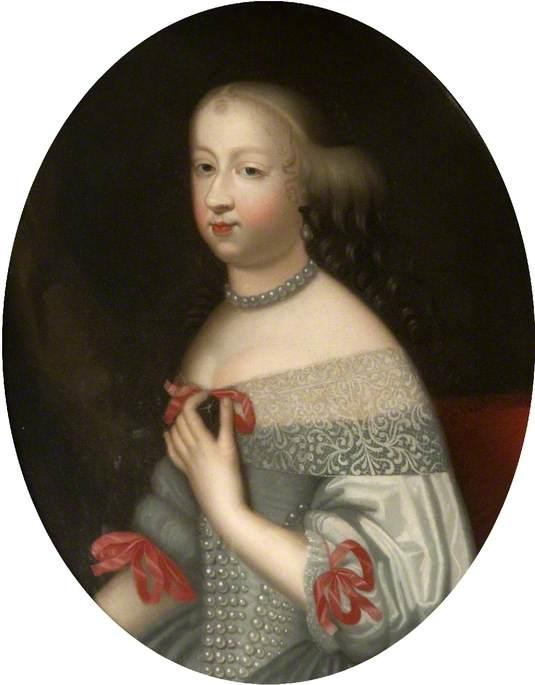 Maria Theresa of Spain (1638–1683)