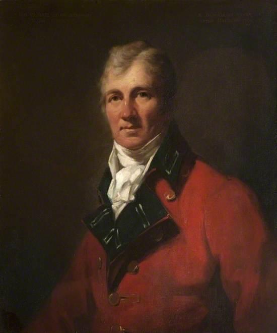 Sir Michael Shaw-Stewart (1766–1825), 5th Bt of Ardgowan