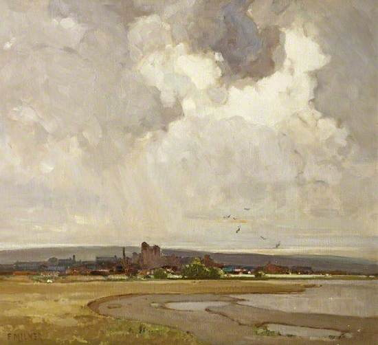 Rainy Weather, Ouse Valley, Sussex