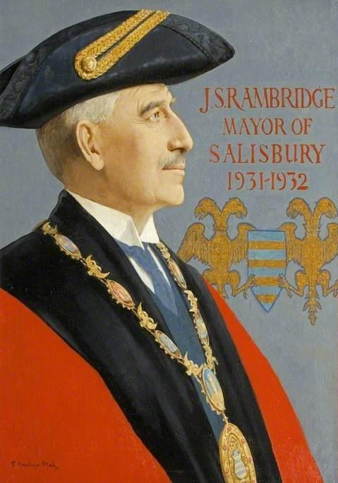 J. S. Rambridge, Mayor of Salisbury (1931–1932)