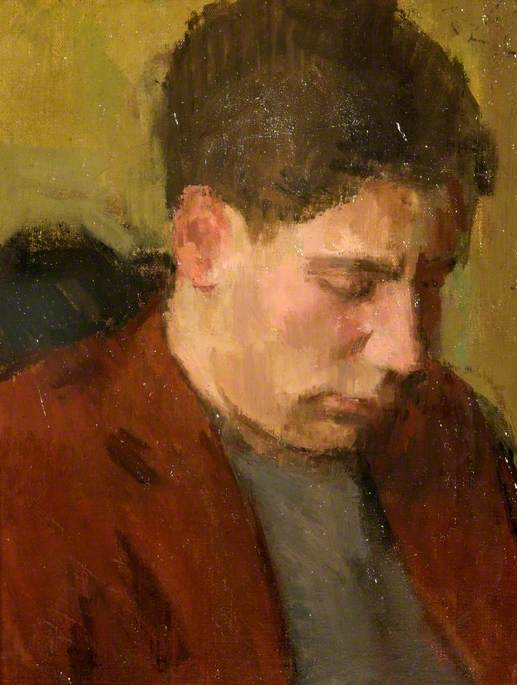 Portrait of a Youth (Alfie Bass)