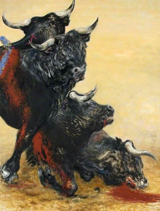 Descent of the Bull's Head