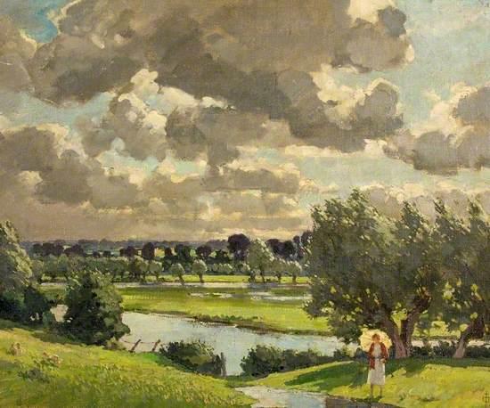 Cricklade Landscape, Wiltshire