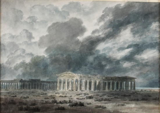 Two Great Temples at Paestum