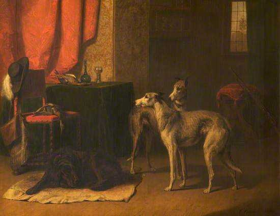 Deerhounds and Dead Game
