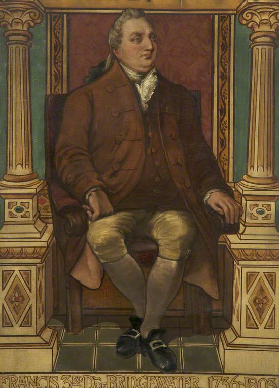 Francis Egerton (1736–1803), 3rd Duke of Bridgewater