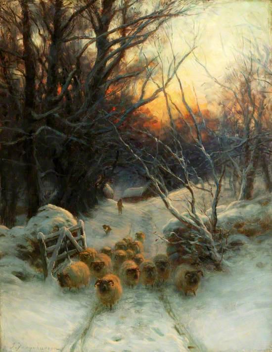 'The Sun Had Closed the Winter Day'