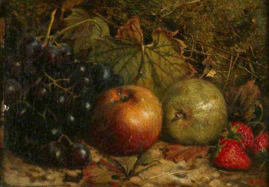 Apples, Grapes and Strawberries
