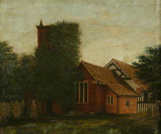 Warburton Church