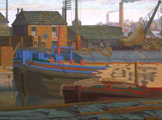 The Barges, Leeds