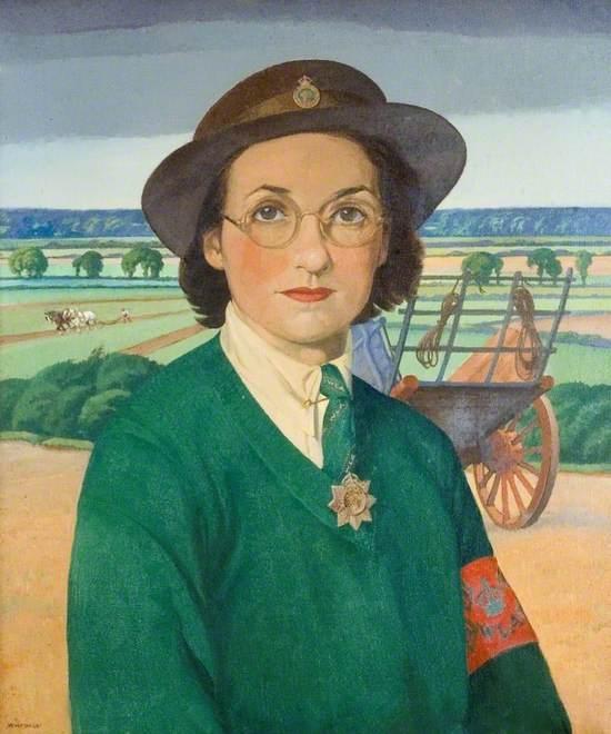 Mrs Pat Rule, née Detmold, Mayor of Royston (1974–1976 & 1980–1981)