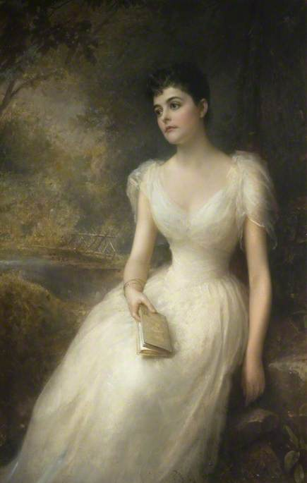 Adele, Second Wife of the 7th Earl of Essex