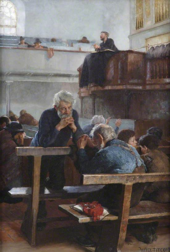 Primitive Methodists at Prayer