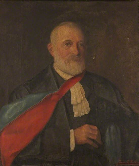 Theophilus John Salwey (1877–1927), Clerk of the Peace