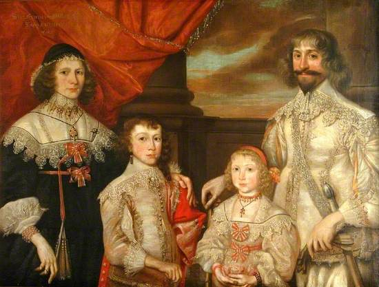 Sir Francis Ottley (1600–1649), and Family