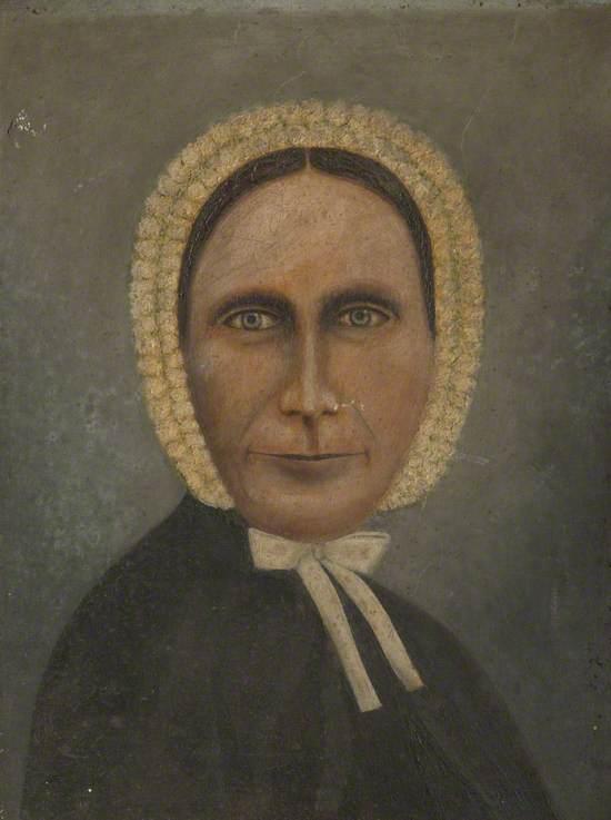 Mrs Ann Mylchreest, née Quayle (c.1825–1921)