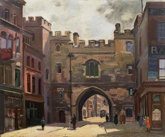 The Grand Priory of the Order of St John of Jerusalem in England, St John's Gate, Clerkenwell, EC