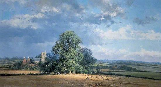 A Kent Landscape