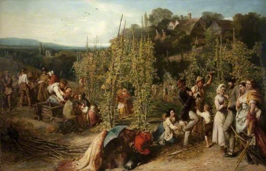 Life in the Hop Garden