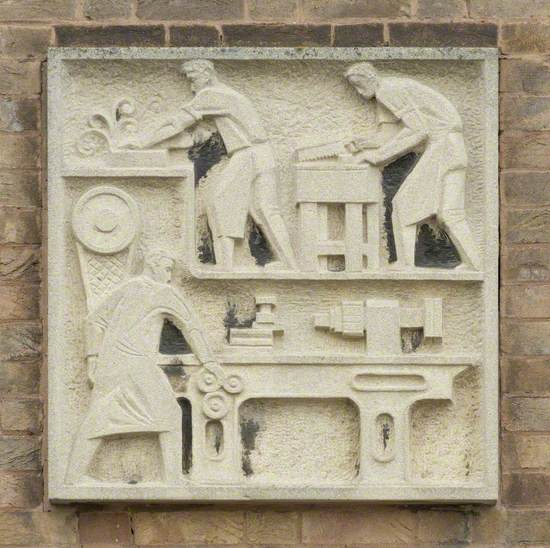 Brockington Reliefs