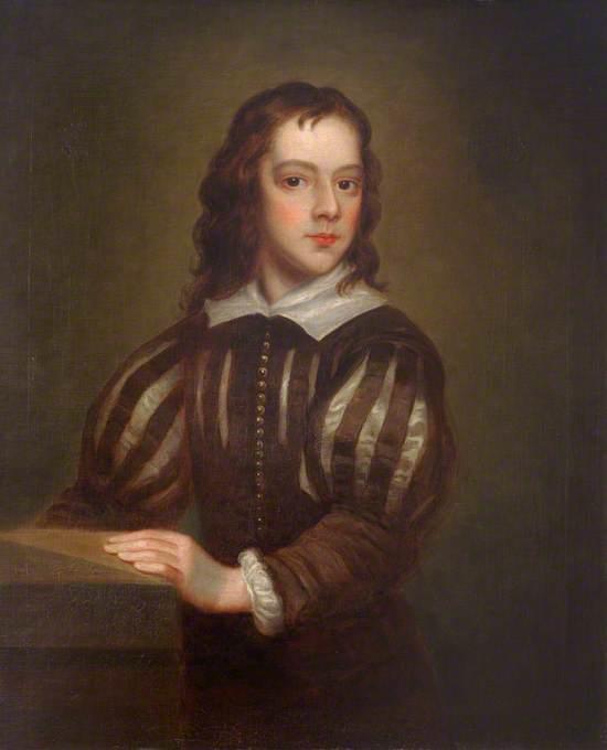 Richard Fanshawe (1648–1659), Third Son of Sir Richard Fanshawe