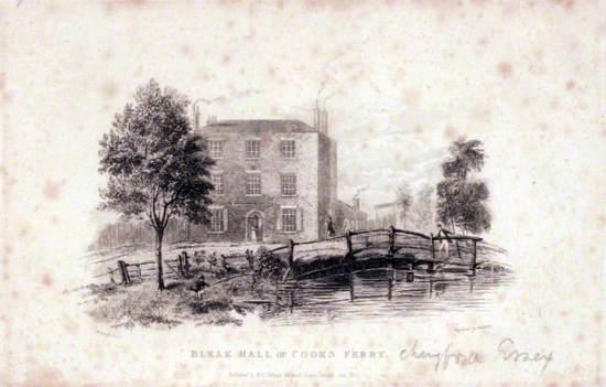 Bleak Hall or Cooks Ferry