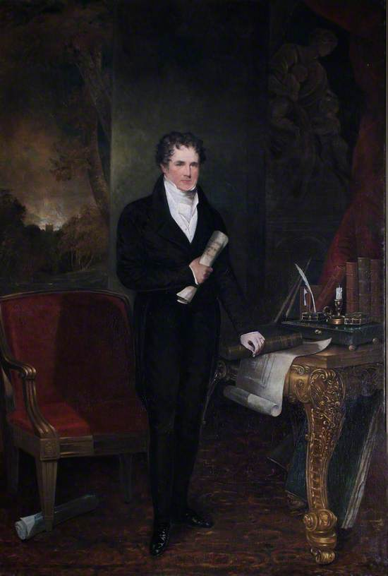 C. L. Palmer of Kingston upon Thames, Bailiff (1819), MP for Surrey (1826–1830)