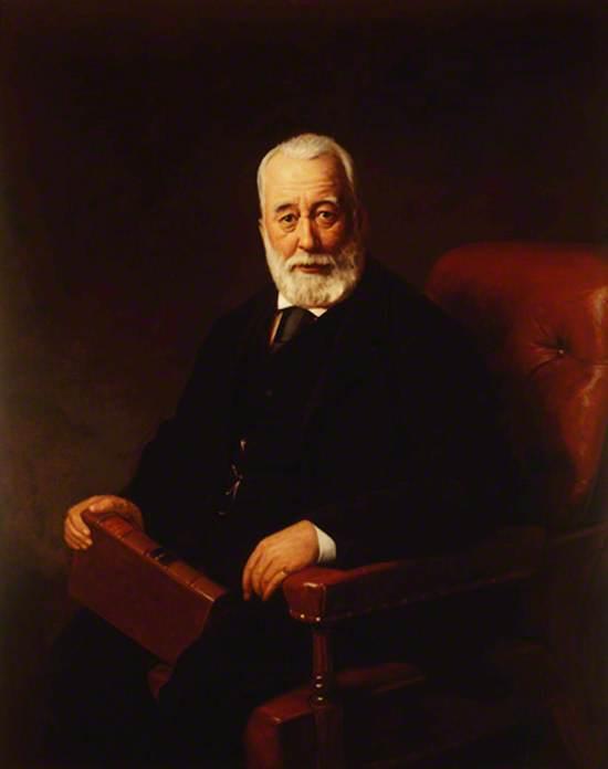 John Williams (1824–1889), President of the Pharmaceutical Society (1876–1879)
