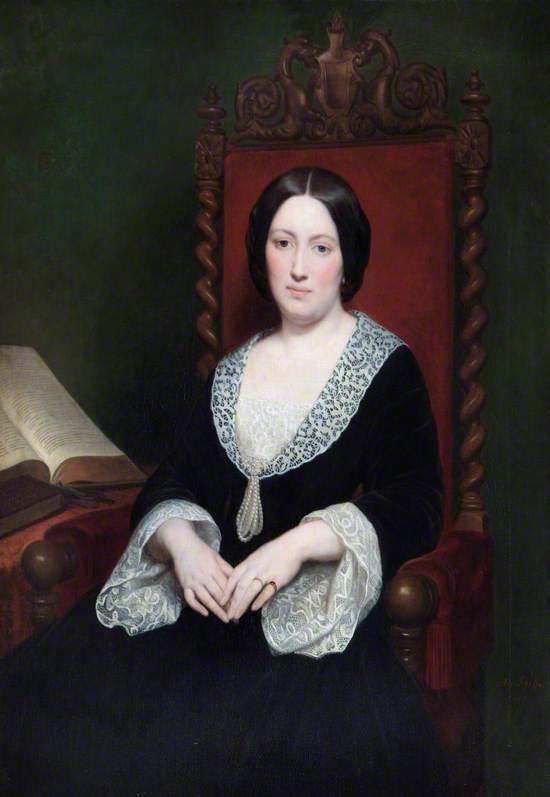 Julie Salis Schwabe (1819–1896)