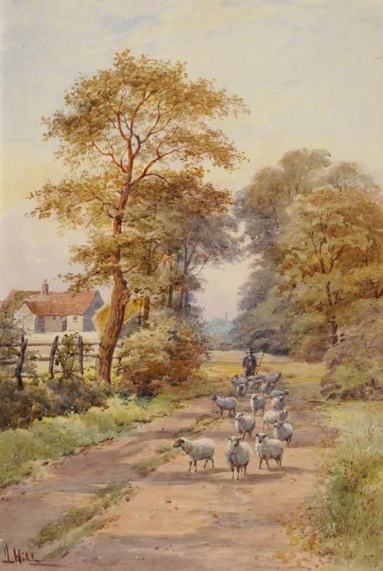 Masons Lane, Acton