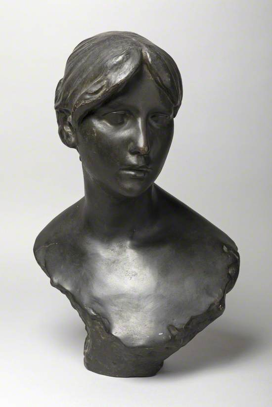 Bust of an Unknown Woman