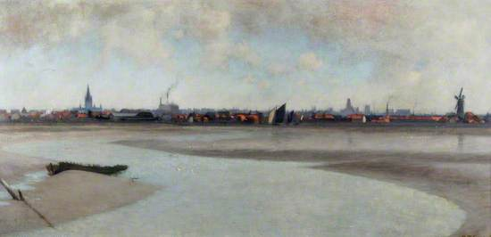 View of Great Yarmouth, Norfolk