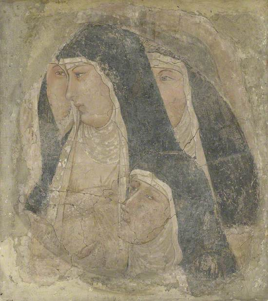A Group of Poor Clares